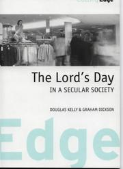 Cover of: The Lord's Day in a Secular Society (Cutting Edge)