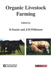 Cover of: Organic Livestock Farming