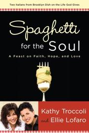 Cover of: Spaghetti for the soul