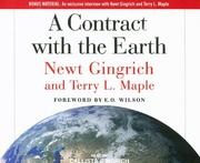 Cover of: A Contract with the Earth