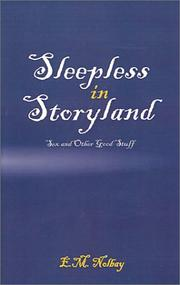 Cover of: Sleepless in Storyland