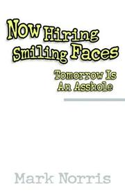 Cover of: Now Hiring Smiling Faces