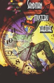 Cover of: Sandman Mystery Theater