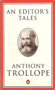 Cover of: An editor's tales