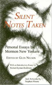 Cover of: Silent Notes Taken