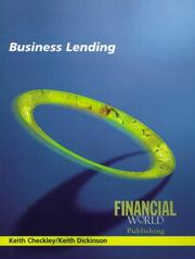 Cover of: Business Lending