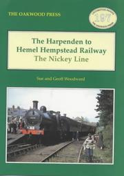 Cover of: The Harpenden to Hemel Hempstead Railway (Locomotion Papers)