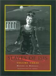 Cover of: Slave of Isis, Volume 3