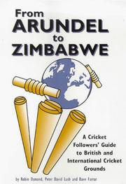 Cover of: From Arundel to Zimbabwe