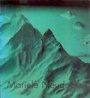 Cover of: Mariele Neudecker