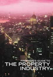 Cover of: Freeman's Guide to the Property Industry