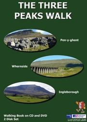 Cover of: The Three Peaks Walk (Walking Books on CD & DVD S.)