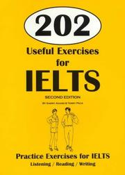 Cover of: 202 Useful Exercises for IELTS