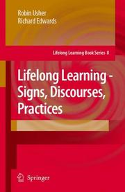 Cover of: Lifelong Learning - Signs, Discourses, Practices (Lifelong Learning Book Series)