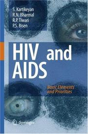 Cover of: HIV and AIDS