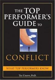 Cover of: The Top Performers Guide to Conflict