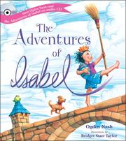 Cover of: The Adventures of Isabel With Audio CD (Poetry Telling Stories)