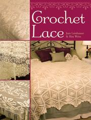 Cover of: Crochet Lace