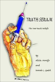 Cover of: Truth Serum
