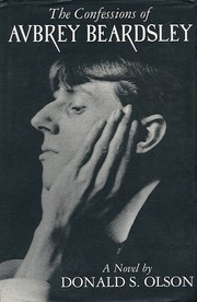 Cover of: The Confessions of Aubrey Beardsley