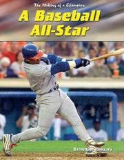 Cover of: A Baseball All-Star (The Making of a Champion)