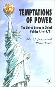 Cover of: Temptations of Power