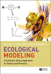 Cover of: Ecological Modeling