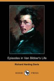 Cover of: Van Bibber's Life (Dodo Press)