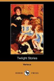 Cover of: Twilight Stories