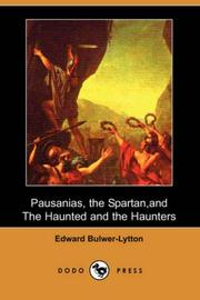 Cover of: Pausanias The Spartan The Haunted And The Haunters