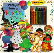 Cover of: Percy's Fancy Face Paint Party (Play Books)