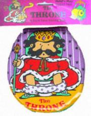 Cover of: The Throne (Bath Books Toilet Training)