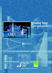 Cover of: Cladding Fixings