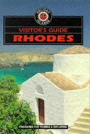 Cover of: Visitor's Guide Rhodes (Visitor's Guide)