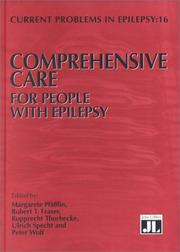 Cover of: Comprehensive Care for People With Epilepsy (Current Problems in Epilepsy)