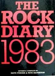 Cover of: The Rock Diary 1985