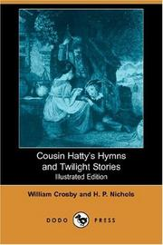 Cover of: Cousin Hatty's Hymns and Twilight Stories (Illustrated Edition) (Dodo Press)