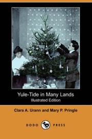 Cover of: Yule-Tide in Many Lands (Illustrated Edition) (Dodo Press)