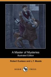 Cover of: A Master of Mysteries