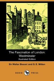 Cover of: The Fascination of London
