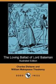 Cover of: The Loving Ballad of Lord Bateman