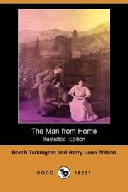 Cover of: The Man from Home (Illustrated Edition) (Dodo Press)