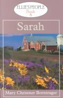 Cover of: Sarah (Ellie's People, 8)