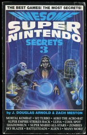 Cover of: Awesome Super Nintendo Secrets 3