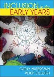 Cover of: Inclusion in the Early Years