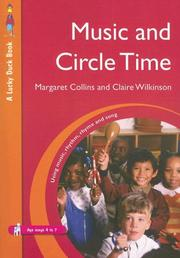 Cover of: Music and Circle Time
