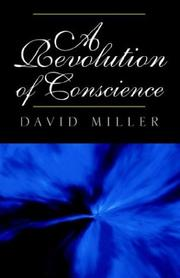 Cover of: A Revolution of Conscience
