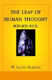 Cover of: The Leap Of Human Thought