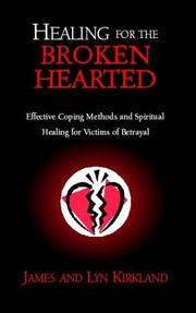 Cover of: Healing for the Broken Hearted