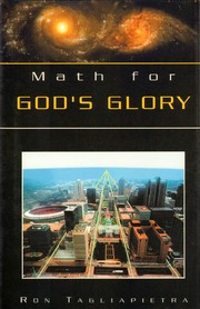 Cover of: Math For God's Glory